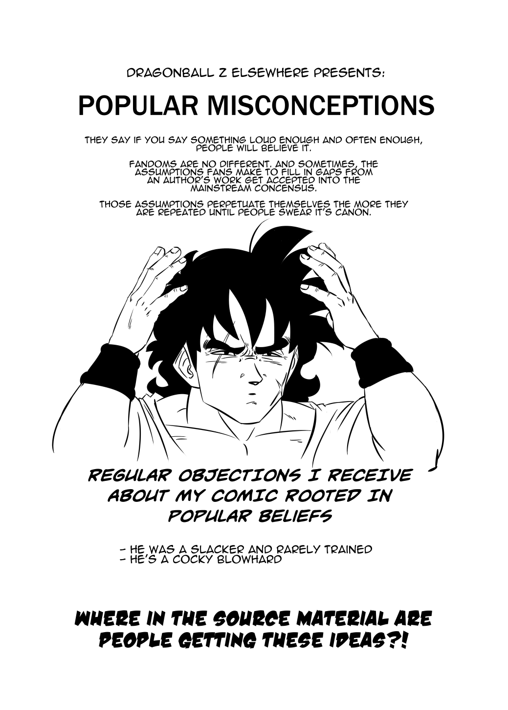 Extra: Popular Misconceptions 2